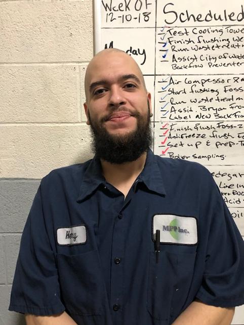 Henry Estrada Employee MPP