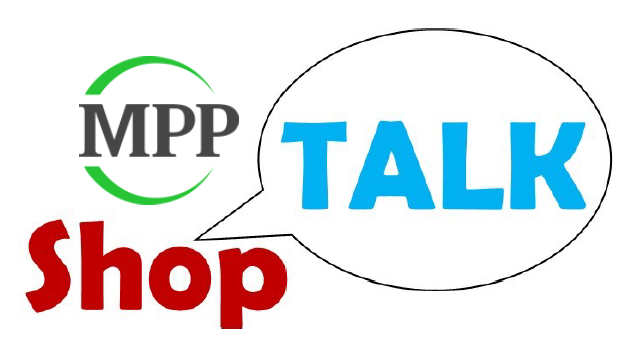 MPP Shop Talk Logo