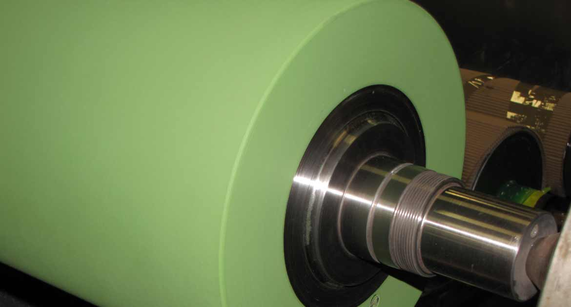 Surface Roll Fabrication