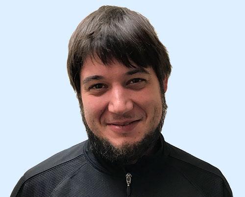 Kurt Stronk Mirror Polishing and Plating Team Member MPP Employee